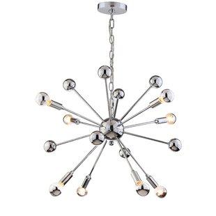 round black chandelier 8 light black stegner metal 8light chandelier modern contemporary chandeliers