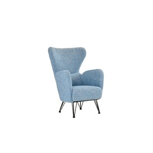 Mcintyre Wingback Chair by Wrought Studio