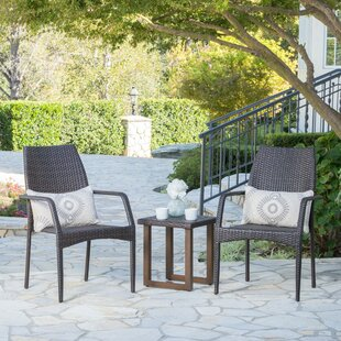 Gourley 3 Piece Conversation Set