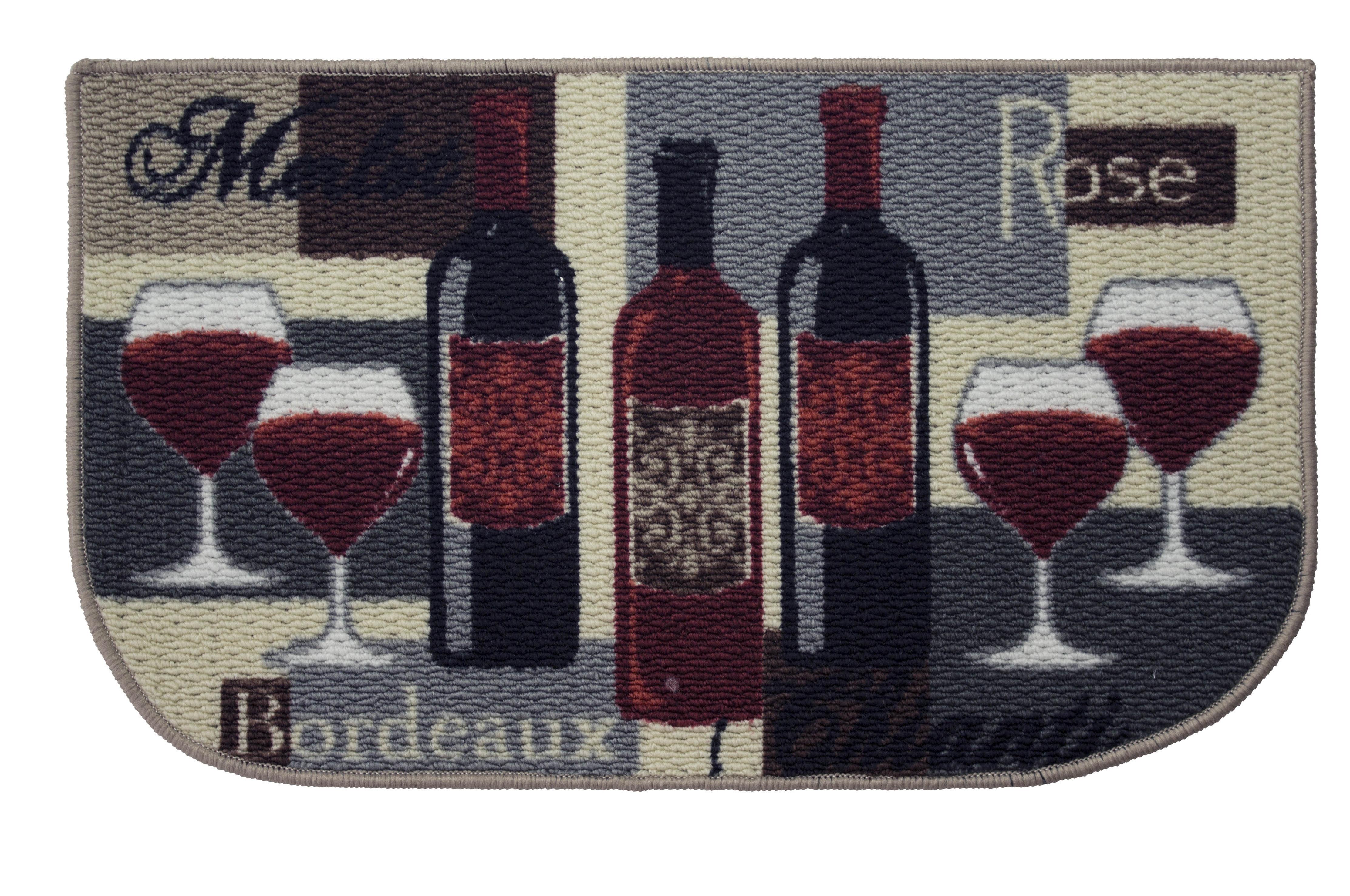 Structures Textured Loop Wine Time