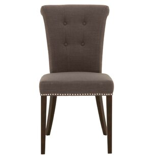Mcginnis Wood Upholstered Dining Chair (Set of 2)
