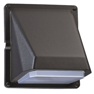 Jeanette 1-Light Outdoor Flush Mount by Latitude Run