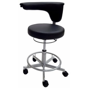 Revolving Arm Lab Stool