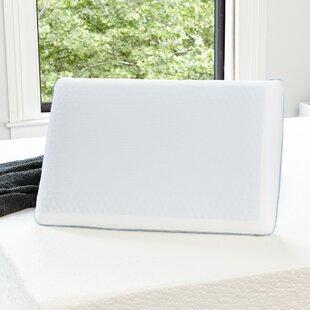 Alwyn Home Reversible Cool Gel Memory Foam Queen Pillow