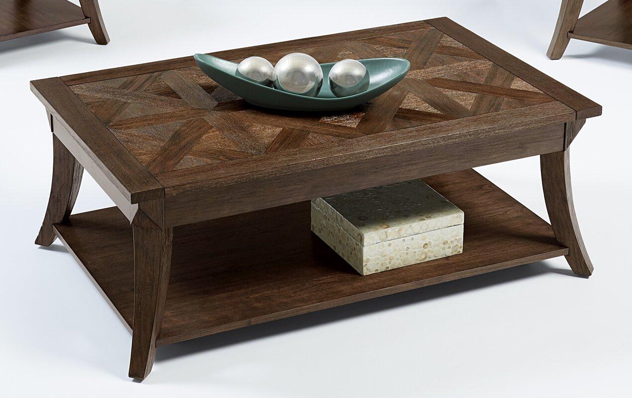 Elegant Turtle Mountain Coffee Table