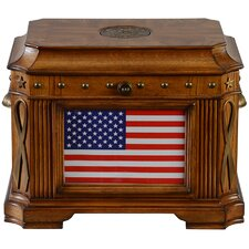 Heirloom Patriot Life Chest by The Life Chest