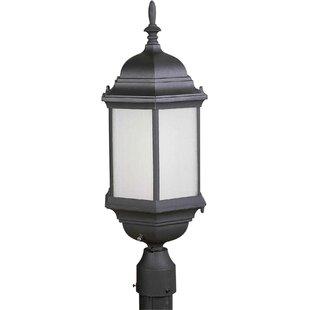 Rockmill 1-Light Lantern Head by Three Posts