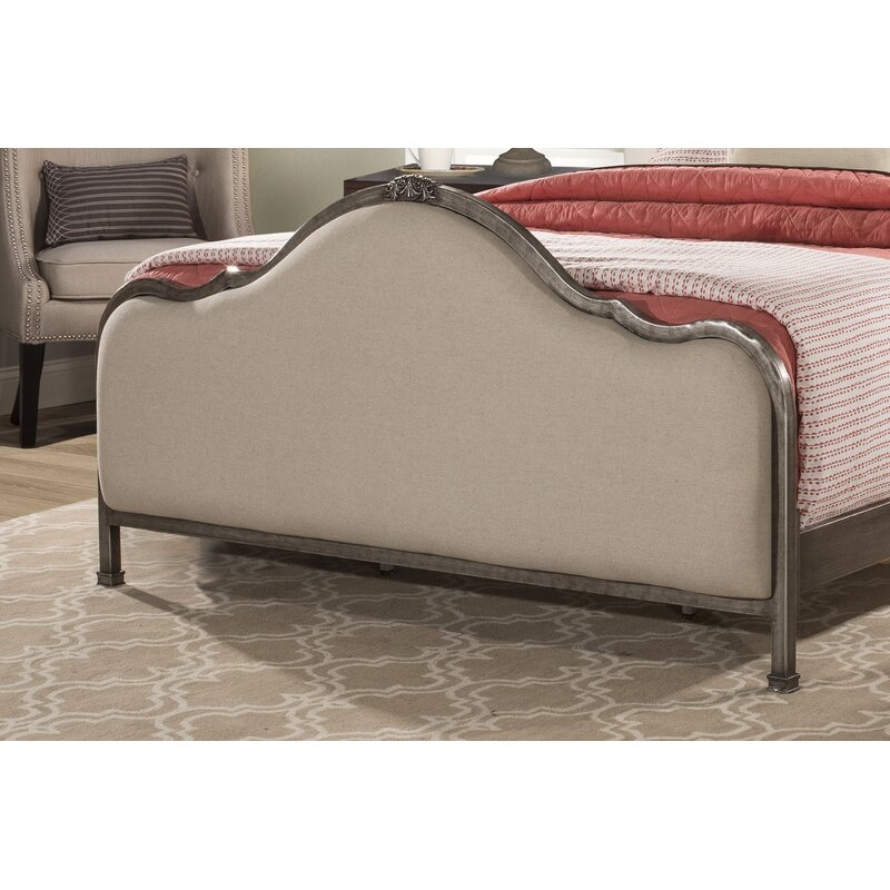 Alcott Hill Amoll Upholstered Standard Bed Reviews Wayfair