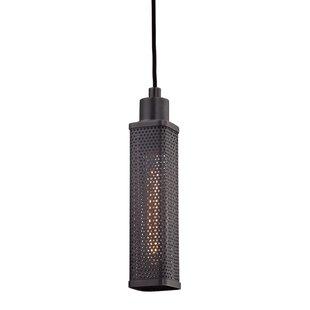 Affordable Price Oxon Hill 1-Light Square/Rectangle Pendant ByBrayden Studio