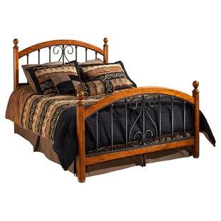 Hillsdale Furniture Burton Way Panel Bed
