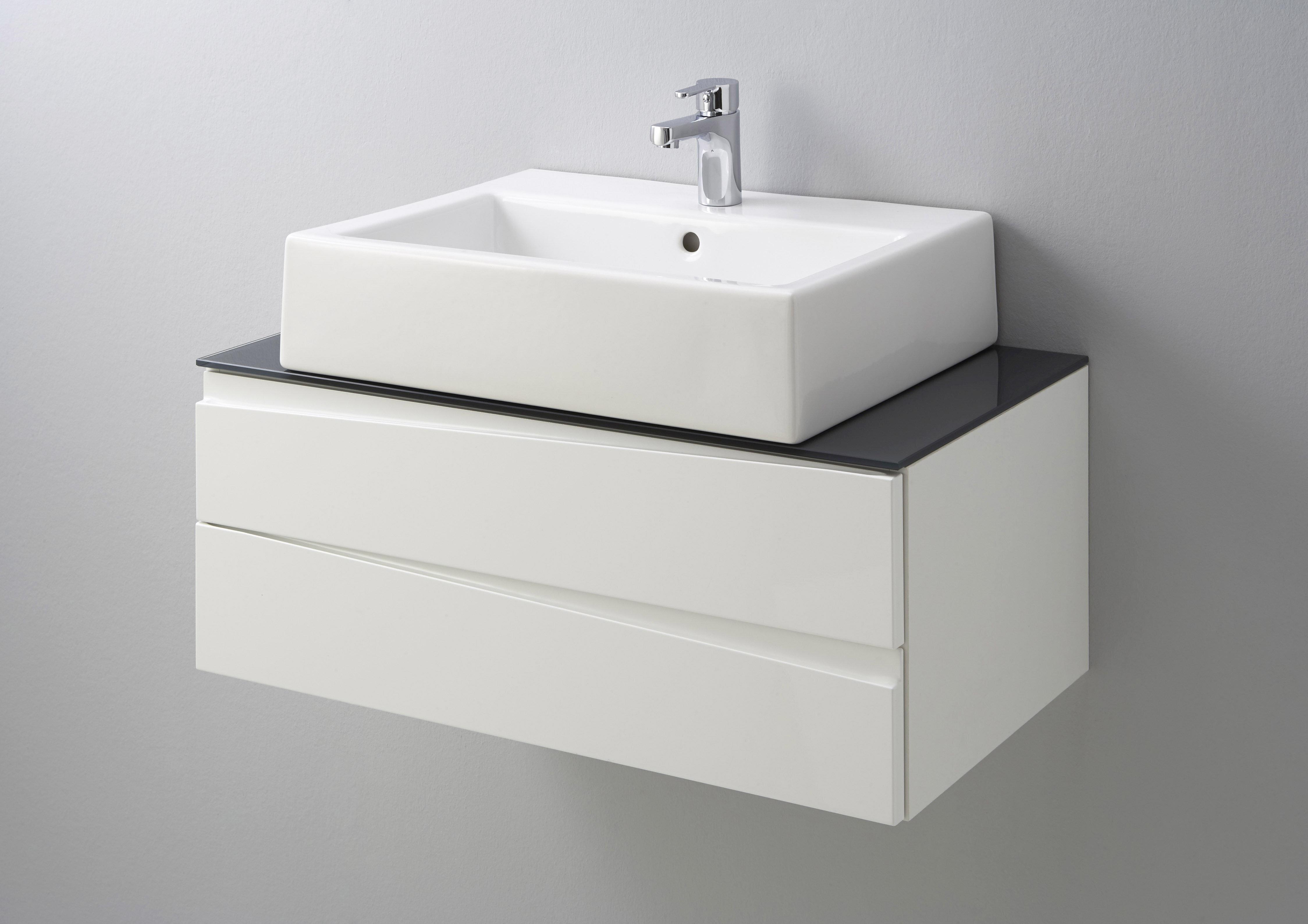 Belfry Bathroom Walnut Ceramic