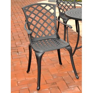 Darby Home Co Lomax Patio Dining Chair (Set of 2)