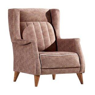 Boren Bergere Armchair Set of 2