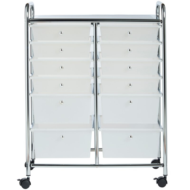 Beau 12 Drawer Storage Chest