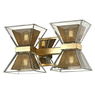 Troy Lighting Expression 4-Light LED Vanity Light