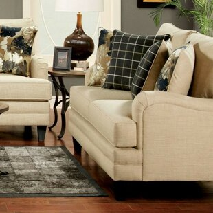 Garnett Loveseat by Darby Home Co