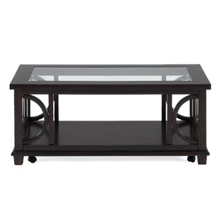 House of Hampton Blevens Wooden Coffee Table