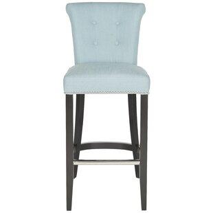 Enjoyable Evelina 31 Bar Stool By Wayfair Custom Upholstery Low Price Inzonedesignstudio Interior Chair Design Inzonedesignstudiocom