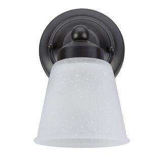 Aspen Creative Corporation 1-Light Bath Sconce