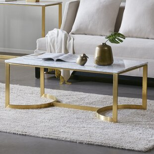 Ariana Coffee Table with Tray Top