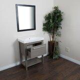 Wayzata 28 Single Sink Vanity Set by Highland Dunes