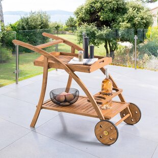 Heimdall Bar Serving Cart By Sol 72 Outdoor