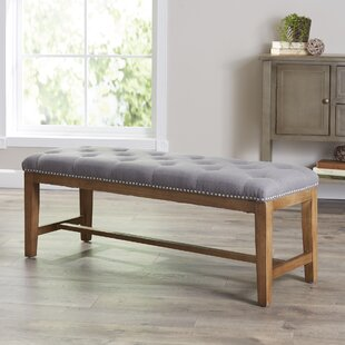 Nice Lansing Upholstered Bench