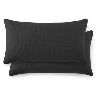 Adair Quilted Lumbar Pillow Covers (Set of 2)
