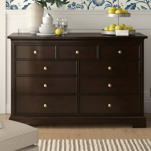 Reviews Ashcraft 9 Drawer Dresser by Darby Home Co