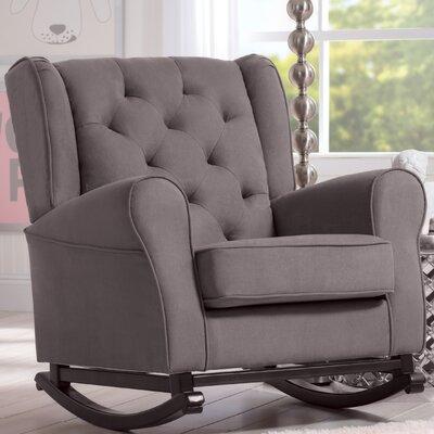 Magnificent Delta Children Emma Rocker Color Graphite Beatyapartments Chair Design Images Beatyapartmentscom