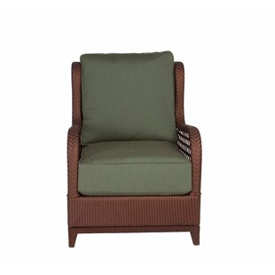 Acacia Home and Garden Aberdeen Lounge Chair with Cushion