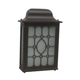 Charlton Home Kurland Exterior Outdoor Sconce