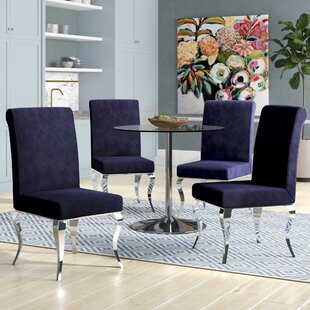Upholstered Dining Chair (Set Of 2) By Fairmont Park