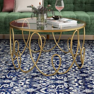 Bargain Burnett Coffee Table ByWilla Arlo Interiors