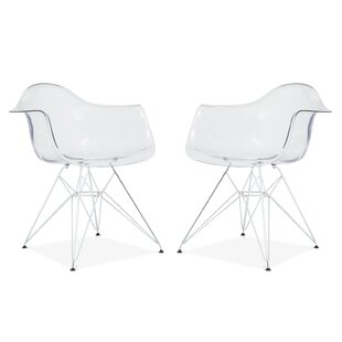 Compare & Buy Quast Armchair (Set of 2) by Orren Ellis Reviews (2019) & Buyer's Guide