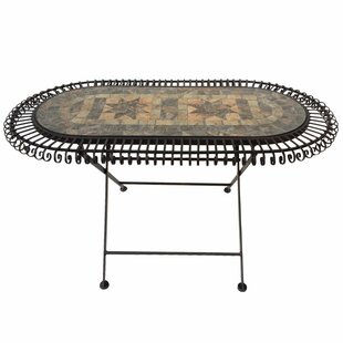 Burroway Mosaic Dining Table