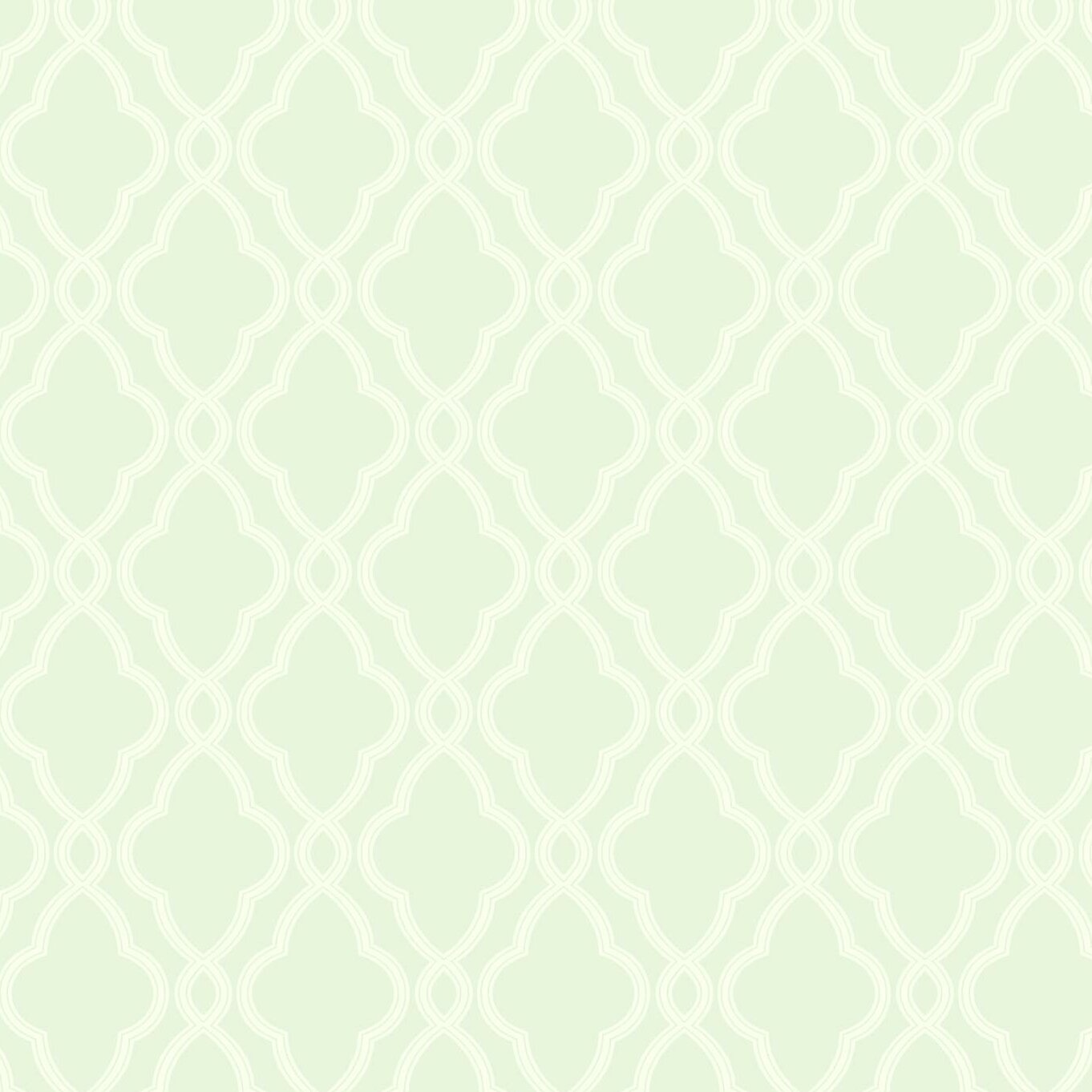 Waverly Hampton Trellis 27 X 27 Wallpaper Roll