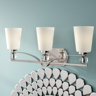 Willa Arlo Interiors Gace 3-Light Vanity Light