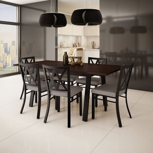 Micheal 5 Piece Dining Set Latitude Run