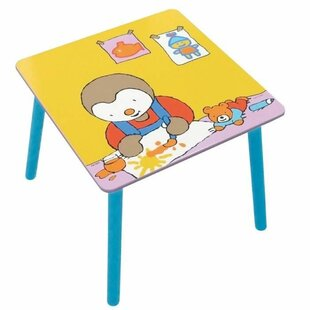 Caribbean Children's Side Table By Zoomie Kids