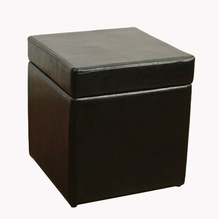 Wiedeman Storage Ottoman by Charlton Home