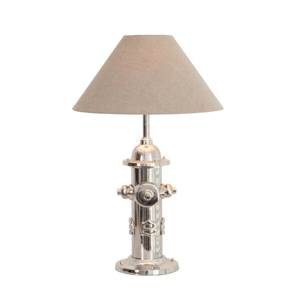 Ortega Fire Hydrant 23 Table Lamp (Set of 2) by Brayden Studio®