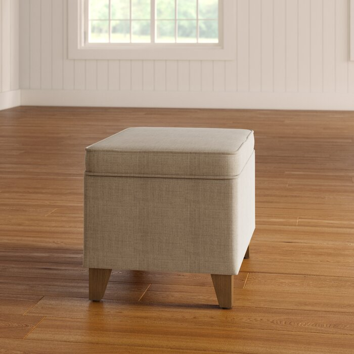 Superb Annet Storage Ottoman Gmtry Best Dining Table And Chair Ideas Images Gmtryco