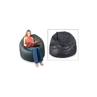 Rush Furniture Kidz Rule Standard Faux Leather Classic Bean Bag Wayfair