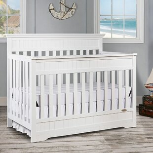 Best Price Roy 5-in-1 Convertible Crib By Viv + Rae