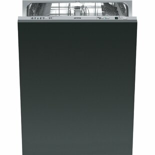 24 46 dBA Built-In Dishwasher by SMEG