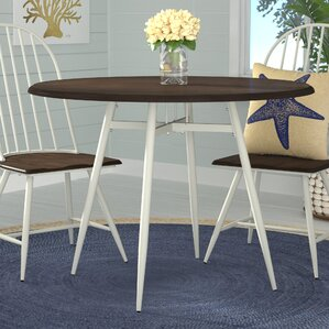 Rio Pinar Round Table by Beachcrest Home