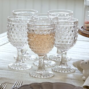 O'Keefe Wine Glasses (Set of 6)