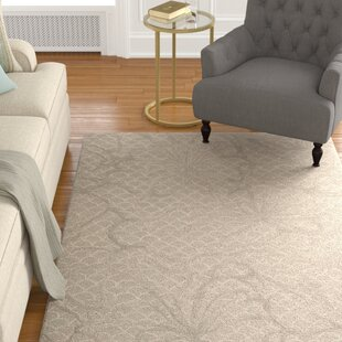 Affordable Stalbridge Hand-Tufted Latte Area Rug By Darby Home Co