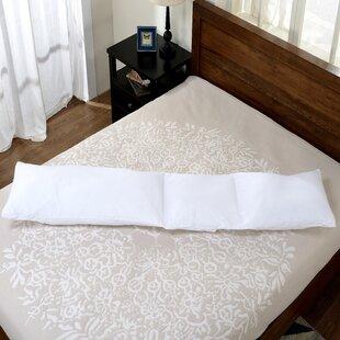 Alwyn Home Grimsley Pregnancy and Nursing Down Alternative Body Pillow